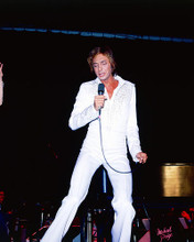 This is an image of 265586 Barry Manilow Photograph & Poster