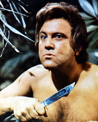 This is an image of 265684 Terry Scott Photograph & Poster
