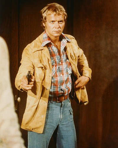 This is an image of 266185 David Soul Photograph & Poster