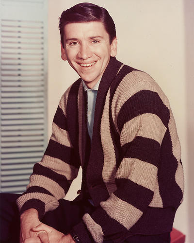 This is an image of 266328 Bob Denver Photograph & Poster