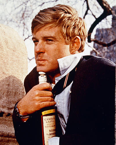 This is an image of 266509 Robert Redford Photograph & Poster