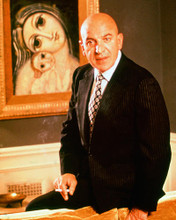 This is an image of 266519 Telly Savalas Photograph & Poster