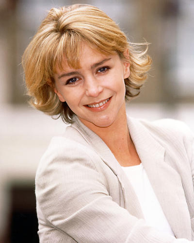 This is an image of 266697 Leslie Ash Photograph & Poster