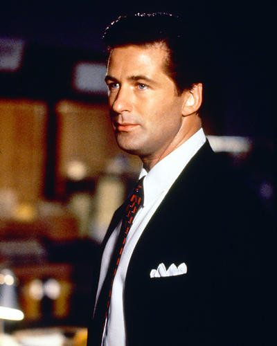This is an image of 266733 Alec Baldwin Photograph & Poster
