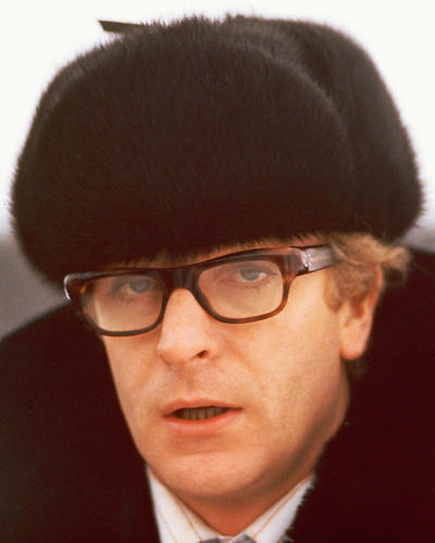 This is an image of 266860 Michael Caine Photograph & Poster
