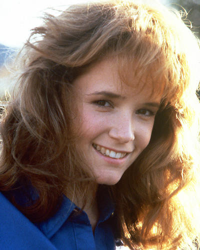 This is an image of 267161 Lea Thompson Photograph & Poster