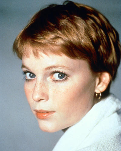 This is an image of 267335 Mia Farrow Photograph & Poster
