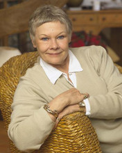 This is an image of 269429 Judi Dench Photograph & Poster
