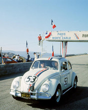 This is an image of 269672 Herbie Goes to Monte Carlo Photograph & Poster