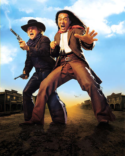This is an image of 269852 Shanghai Noon Photograph & Poster