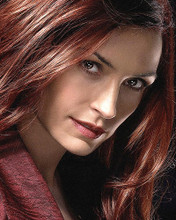 This is an image of 270650 Famke Janssen Photograph & Poster