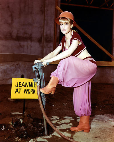 This is an image of 274001 Barbara Eden Photograph & Poster