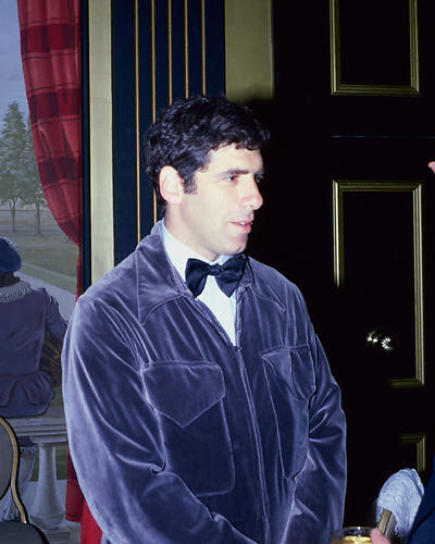 This is an image of 276220 Elliot Gould Photograph & Poster