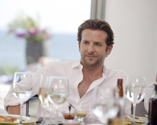 This is an image of 283628 Bradley Cooper Photograph & Poster