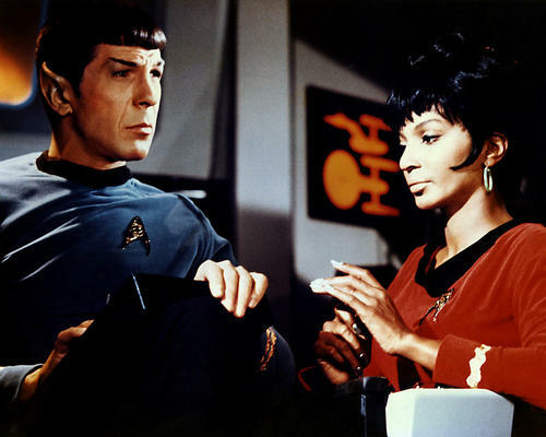 This is an image of Photograph & Poster of Star Trek 285070