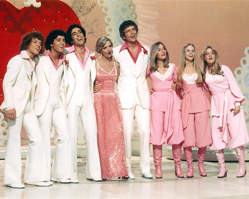 This is an image of 281044 the Brady Bunch Photograph & Poster