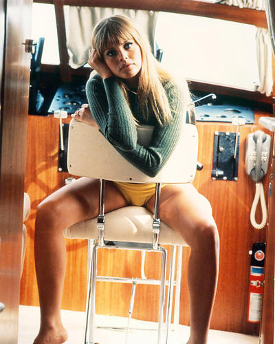 This is an image of 281046 Britt Ekland Photograph & Poster