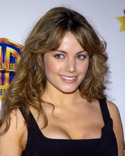 This is an image of 281201 Erica Durance Photograph & Poster