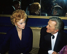 This is an image of 281350 Lucille Ball and Kirk Douglas Photograph & Poster