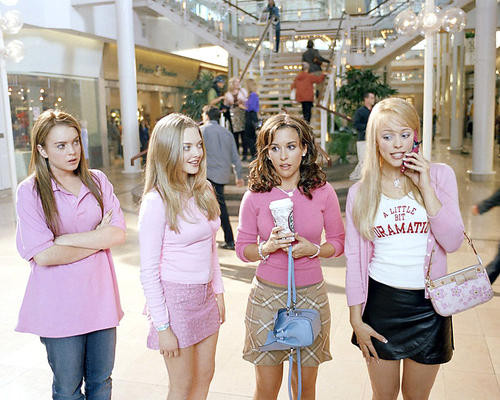This is an image of 283536 Mean Girls Photograph & Poster
