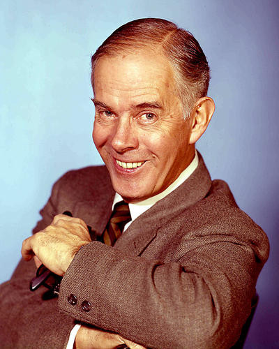 This is an image of 280613 Harry Morgan Photograph & Poster