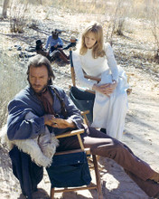 This is an image of 283854 the Outlaw Josey Wales Photograph & Poster