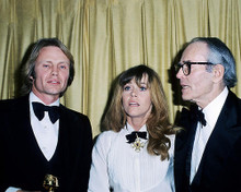 This is an image of 284377 Jane Fonda and Jon Voight Photograph & Poster