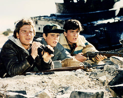 This is an image of 284801 Red Dawn Photograph & Poster