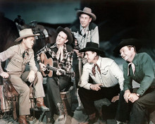 This is an image of 287029 Sons of the Pioneers Photograph & Poster