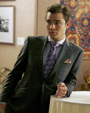 This is an image of 288067 Ed Westwick Photograph & Poster