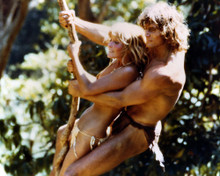 This is an image of 292670 Tarzan the Apeman 1981 Photograph & Poster