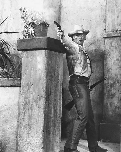This is an image of 190487 Lee Van Cleef Photograph & Poster