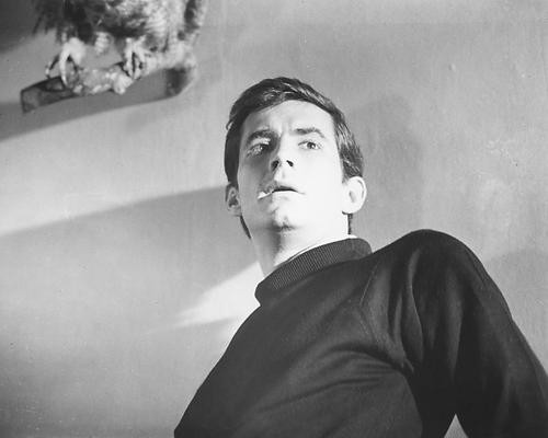 This is an image of 190576 Anthony Perkins Photograph & Poster