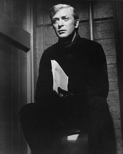 This is an image of 190583 Michael Caine Photograph & Poster