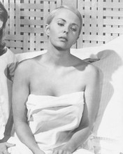 This is an image of 190664 Jean Seberg Photograph & Poster