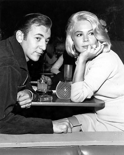 This is an image of 190676 Bobby Darin and Sandra Dee Photograph & Poster