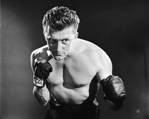 This is an image of 190679 Kirk Douglas Photograph & Poster