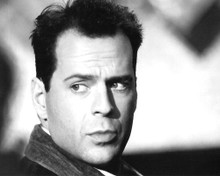 This is an image of 190792 Bruce Willis Photograph & Poster