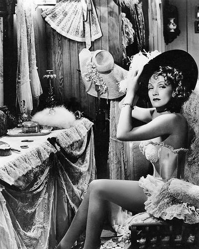 This is an image of 190798 Marlene Dietrich Photograph & Poster
