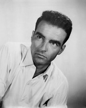 This is an image of 191065 Montgomery Clift Photograph & Poster