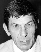 This is an image of 191123 Leonard Nimoy Photograph & Poster