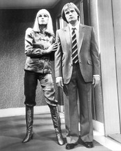 This is an image of 191207 Sapphire and Steel Photograph & Poster