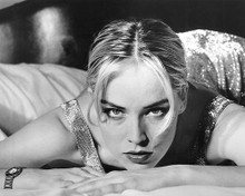 This is an image of 191261 Sharon Stone Photograph & Poster