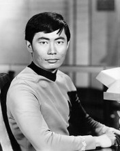 This is an image of 191347 George Takei Photograph & Poster