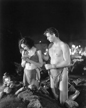 This is an image of 191593 Tarzan and His Mate Photograph & Poster