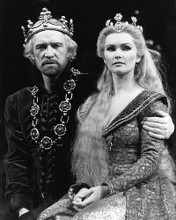This is an image of 192120 Richard Harris and Fiona Fullerton Photograph & Poster