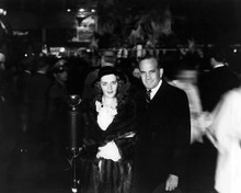 This is an image of 192631 Al Jolson and Ruby Keeler Photograph & Poster
