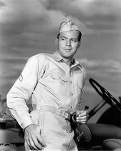 This is an image of 192297 John Agar Photograph & Poster
