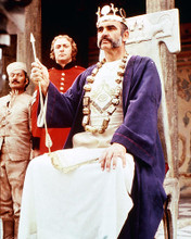 This is an image of 213829 Sean Connery & Michael Caine Photograph & Poster