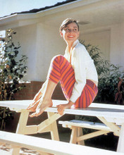 This is an image of 223575 Audrey Hepburn Photograph & Poster